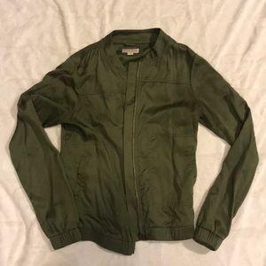 Merona Green Jacket